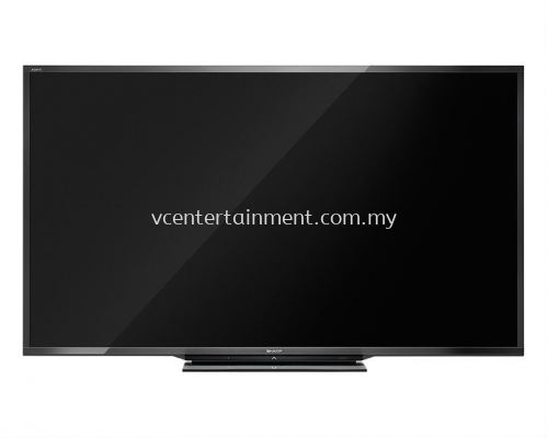 "90"" Sharp Aquos Tv (LC-90LE760X)"
