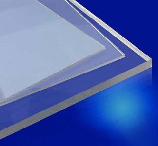 BR33-Clear Pvc Rigid Panel