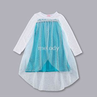 Frozen Elsa Kids Costume D888 - 1009 0301
