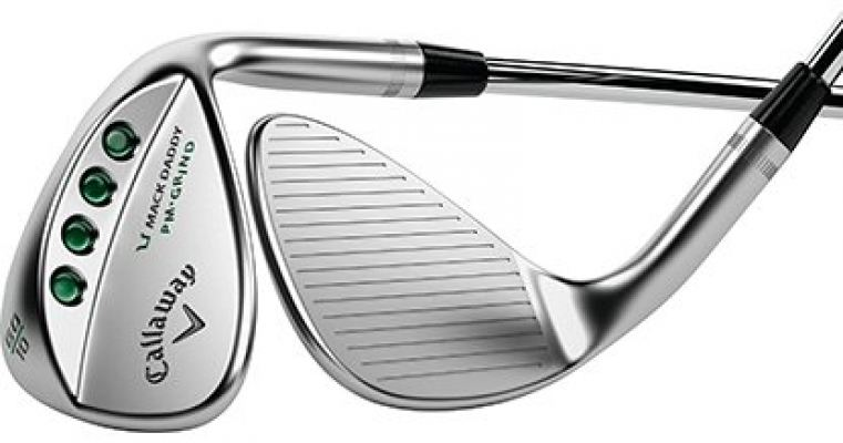 Callaway Mack Daddy PM Grind - Chrome