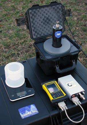 Response Solutions - GammaPAL / Portable Radiation Analysis Laboratory Radiation Detector Climatic / Environment Inspection