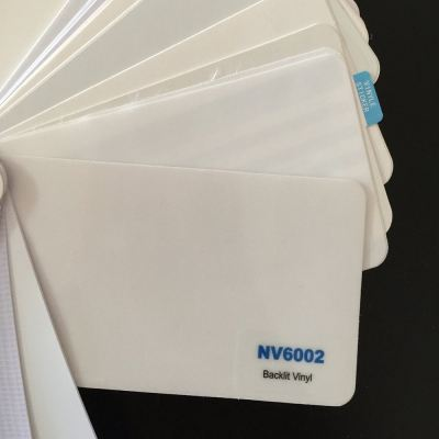 VNV6002 Solvent Backlit Sticker