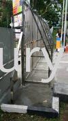Impian Emas Stainless Steel Main Gate