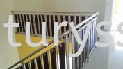 Masai Stainless Steel Staircase Railing