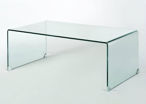 CT-AS012 GLASS COFFEE TABLE