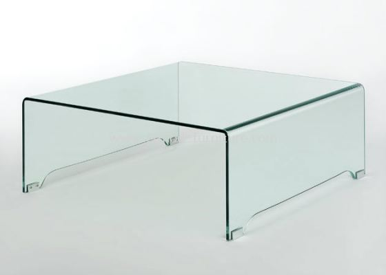 CT-AS015 GLASS COFFEE TABLE