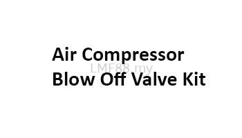 Air compressor Blow Off Value Kit