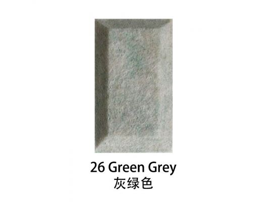 Soundproof Panel 26 Green Grey