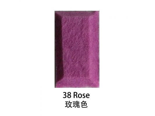 Soundproof Panel 38 Rose