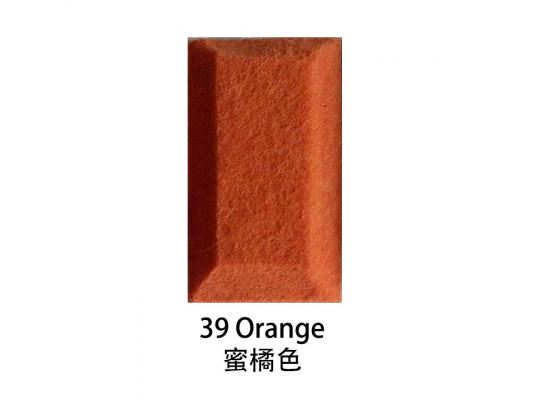 Soundproof Panel 39 Orange