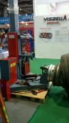 Tire Changer for Heavy Truck or bus Isaki Japan Wheel Balancer and Tyre Changer