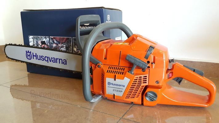"""Husqvarna Petrol/ Gasoline Chainsaw 372XP 24""""  ID338503"""
