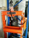 20ton Hydraulic Press with Gauge Maintenance Machine