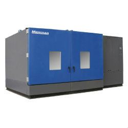 Thermal Shock Test Chamber - Two Temperature Zones Method