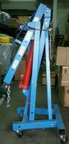 Engine Crane 3ton with foldable Other