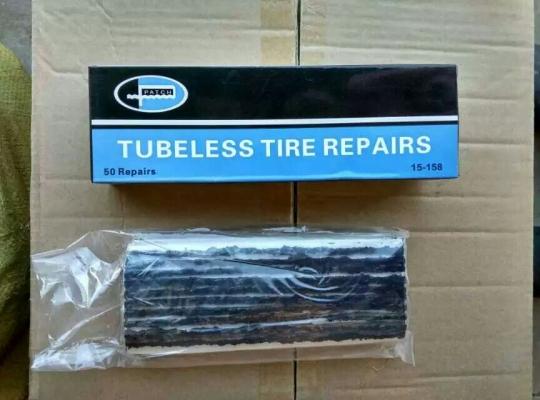 Tubless Tire Repair