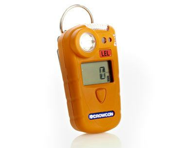 GASMAN CROWCON | Personnel Gas Monitors | Intrinsically Safe