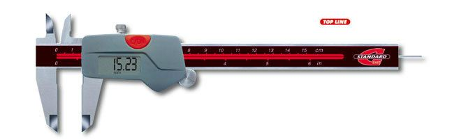Standard gage - Electronic calipers - Top line Calipers Small Dimensional Gauging