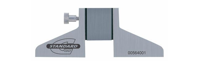 Standard gage - Calipers accessories - Depth foot for calipers 150 mm Calipers Small Dimensional Gauging