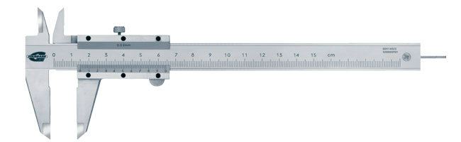 Standard gage - Vernier calipers - carbon steel Calipers Small Dimensional Gauging