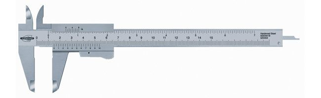 Standard gage - Vernier calipers - Self-locking and Parallax-free Calipers Small Dimensional Gauging