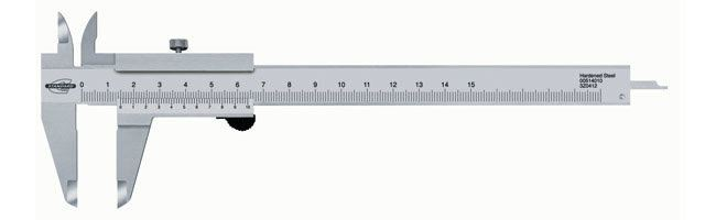 Standard gage - Vernier calipers Calipers Small Dimensional Gauging