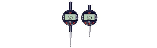 Standard gage - Electronic comparators, 0.01mm resolution Dial gauges Small Dimensional Gauging