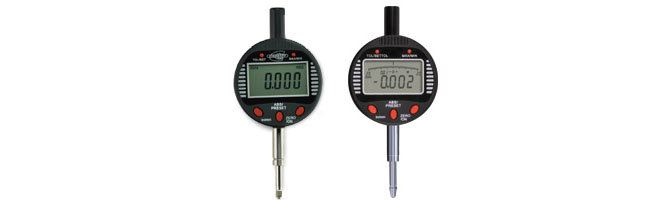 Standard gage - Electronic comparators, 0.001mm resolution Dial gauges Small Dimensional Gauging