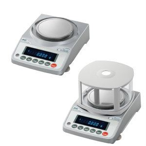A&D - Dust & Water-Proof Precision Balances with an Internal Mass FZ-iWP Series Weighing Laboratory Equipment Facility