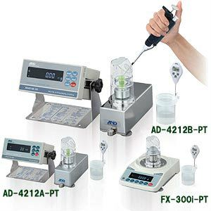 A&D - Pipette Accuracy Testers AD-4212B-PT / AD-4212A-PT / FX-300i-PT Weighing Laboratory Equipment Facility