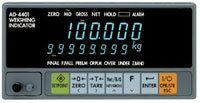 A&D - Weighing Indicator > AD-4401A