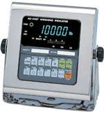 A&D - Weighing Indicator > AD-4407A