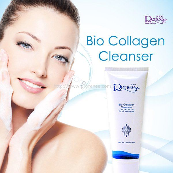 Bio Collagen Cleanser Cleanse ProRenee Skin Care Series