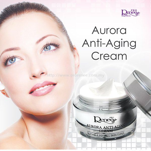 Aurora Anti-Aging Cream Moisturize ProRenee Skin Care Series