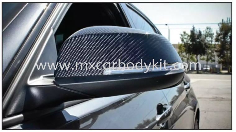 BMW 3 SERIES F30 2012 & ABOVE DOOR MIRROR COVER W/CARBON SIDE MIRROR ACCESSORIES AND AUTO PARTS