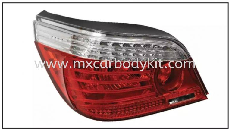 BMW E60 2003 TAIL LAMP CRYSTAL LED + LIGHT BAR TAIL LAMP ACCESSORIES AND AUTO PARTS