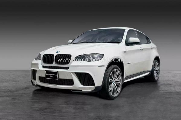 BMW X6 SERIES E71 2008 & ABOVE M PERFORMANCE BODYKIT