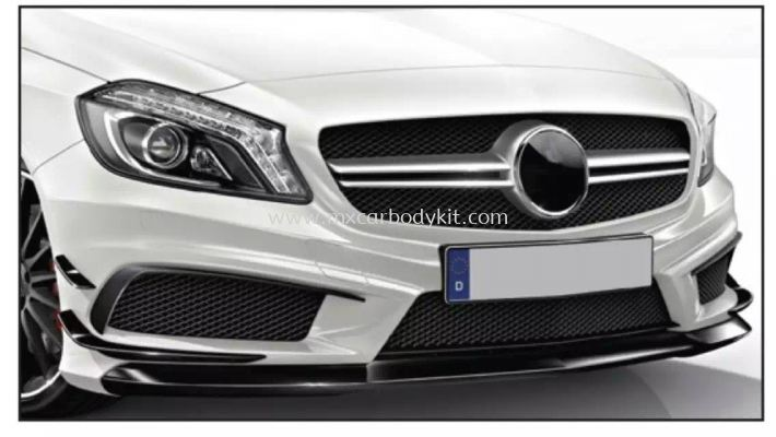MERCEDES BENZ A-CLASS W176 2013 & ABOVE A45 BODYKIT