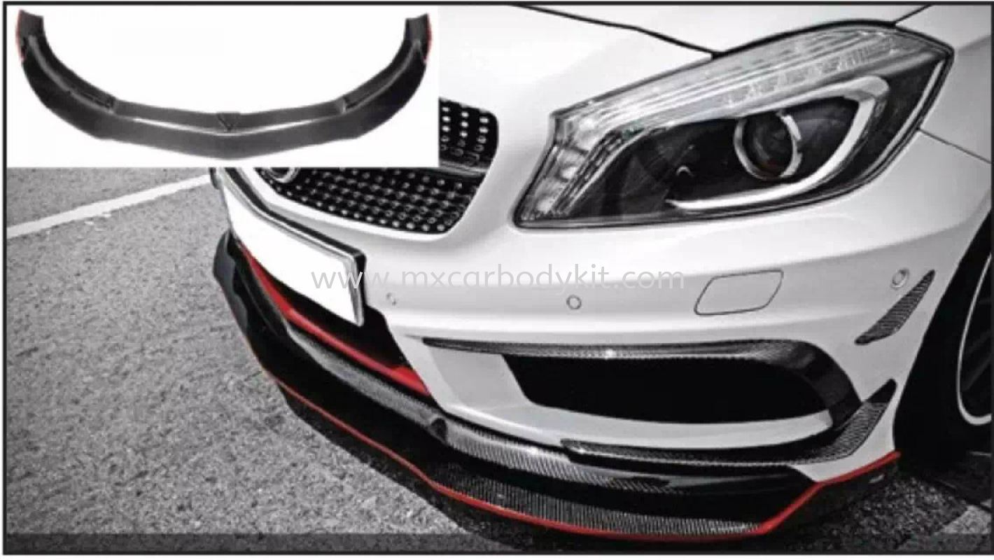 MERCEDES BENZ A-CLASS W176 2013 & ABOVE A45 REVOZPORT BODYKIT W176
