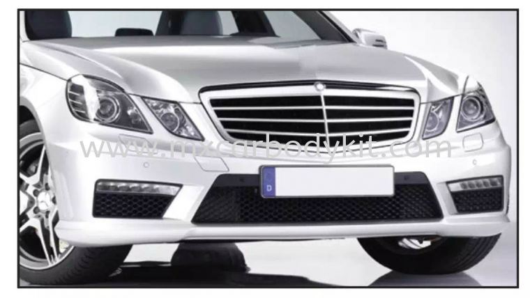 MERCEDES BENZ E-CLASS W212 2010 & ABOVE E63 AMG BODYKIT W212 MERCEDES BENZ