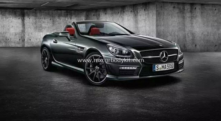 MERCEDES BENZ SLK-CLASS R172 2011 & ABOVE SLK55 AMG BODYKIT