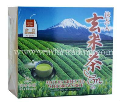 Masuden Genmaicha Tea Bag