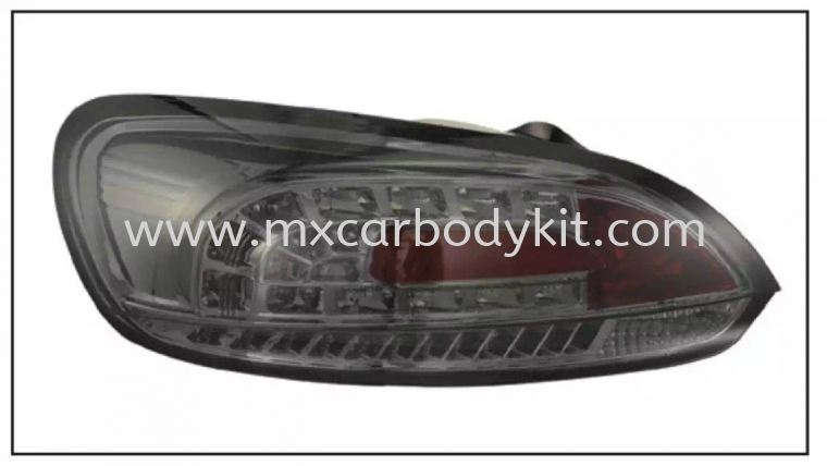 VOLKSWAGEN SCIROCCO MK3 REAR LAMP CRYSTAL LED SMOKE TAIL LAMP ACCESSORIES AND AUTO PARTS