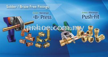Conex Push-Fit & B Press