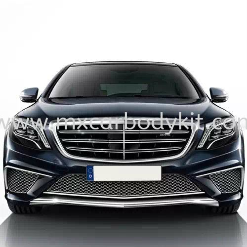 MERCEDES BENZ S-CLASS W222 2014 & ABOVE S65 BODYKIT W222 MERCEDES BENZ
