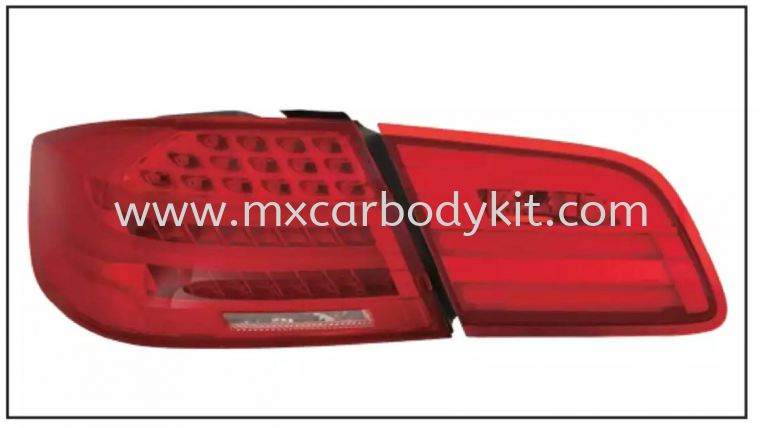 BMW 3 SERIES E92 2007 REAR LAMP CRYSTAL LED + LIGHT BAR TAIL LAMP ACCESSORIES AND AUTO PARTS