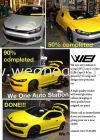 volkswagen fully car sticker wrap Car Sticker Design