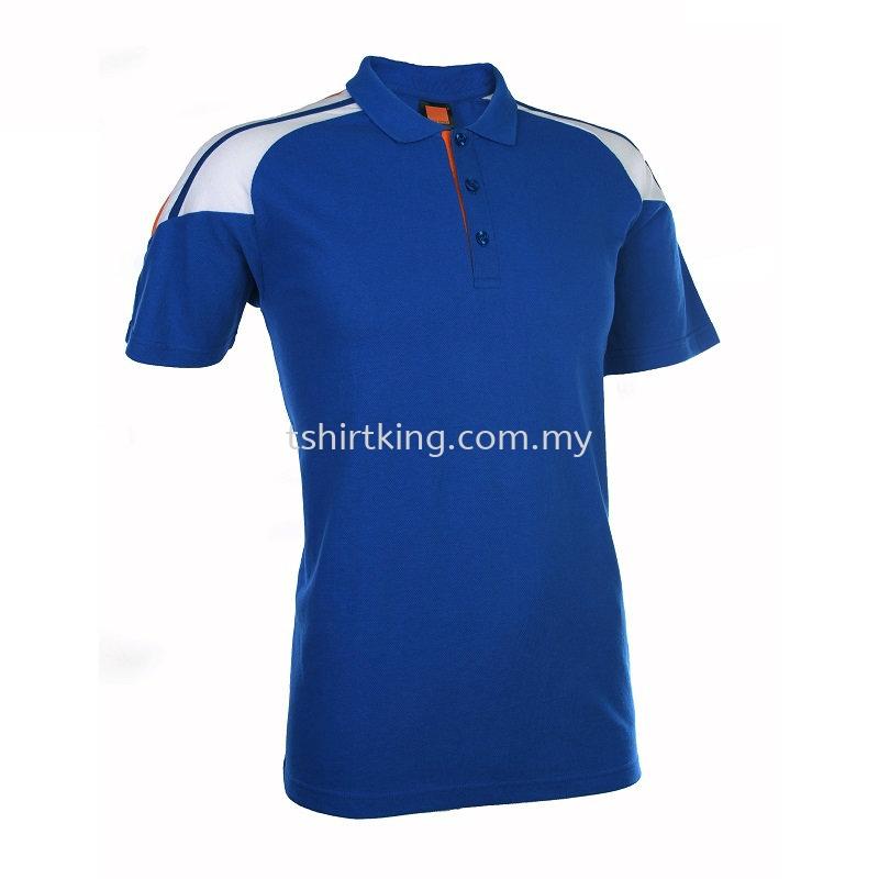 Honeycomb 14 Polo Shirt (unisex) Penang, Pulau Pinang, Malaysia. Supplier, Suppliers, Supply, Supplies, TShirtKing  | Texline Lino Sdn Bhd