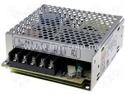 MEANWELL POWER SUPPLY LRS-50-24