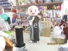 Mascot - Little Monk Mascot - Little Monk